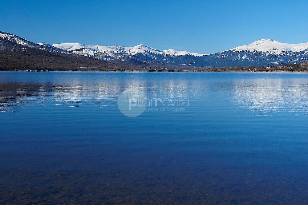 Pantano. Lozoya del Valle. Madrid ©Country Sessions / PILAR REVILLA