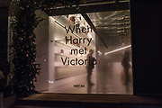 Window Dover St..  29 November 2018