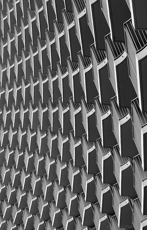 Balcony's of the Centurey Plaza Hyatt
