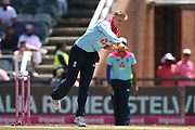 Joe Root  during the One Day International match between South Africa and England at Bidvest Wanderers Stadium, Johannesburg, South Africa on 9 February 2020.