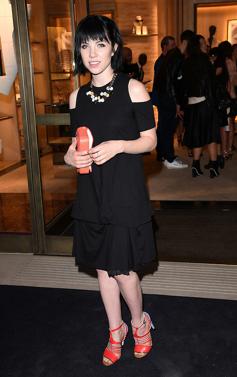Fendi New Bond Street store Anniversary Party at New Bond Street, London on Thursday 4  May 2015
