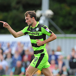 Forest Green Rovers v Yeovil Town