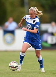 Nadia Lawrence of Bristol Academy Women - Mandatory by-line: Paul Knight/JMP - Mobile: 07966 386802 - 29/08/2015 -  FOOTBALL - Stoke Gifford Stadium - Bristol, England -  Bristol Academy Women v Birmingham City Ladies FC - FA WSL Continental Tyres Cup