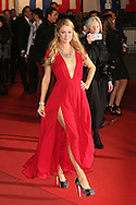 CANNES, FRANCE - DECEMBER 13:  Paris Hilton arrives at the 16th NRJ Music Awards at the Palais des Festivals on December 13, 2014 in Cannes, France.  (Photo by Tony Barson/FilmMagic)