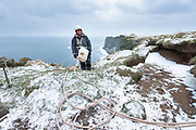 Grimsey island is a pearl on the arctic circle