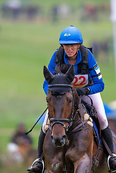 Donckers Karin (BEL) - Fletcha van't Verahof<br /> CICO 3* Cross Country Test<br /> CHIO Aachen 2013<br /> © Dirk Caremans