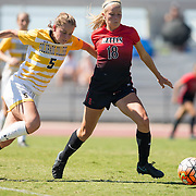 09/25/2016 - Women's Soccer v Colorado College