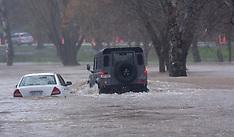 Christchurch-Heathcote River floods eastern suburbs