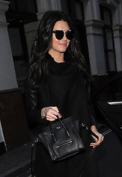 Kendall Jenner out shopping at AllSaints in London, UK. 16/02/2014<br />BYLINE MUST READ : GOTCHAIMAGES.COM<br /><br />Copyright by &copy; Gotcha Images Ltd. All rights reserved.<br />Usage of this image is conditional upon the acceptance <br />of Gotcha Images Ltd, terms and conditions available at<br />www.gotchaimages.com