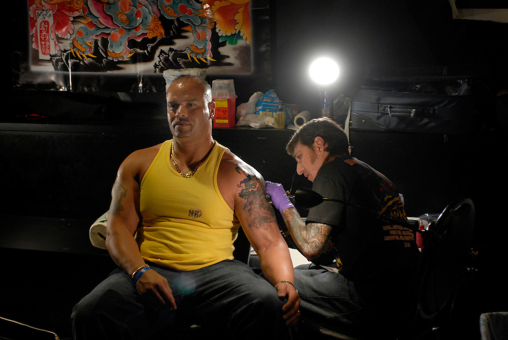 New York City Tattoo Convention 2009 | Neville Elder