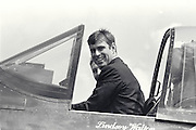 Prince Andrew at the Biggin Hill Air Show, Kent, UK .1983 . An instant sale option is available where a price can be agreed on image useage size. Please contact me if this option is preferred.