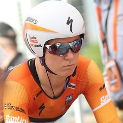 29-08-2017: Wielrennen: Boels Ladies Tour: Wageningen: Amy Pieters