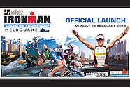 20130225 Ironman Melbourne Triathlon Official Press Launch