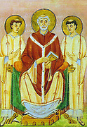 Willibrord (c. 658 – 7 November 739) was a Northumbrian missionary saint, known as the 'Apostle to the Frisians' in the modern Netherlands. He became the first Bishop of Utrecht and died at Echternach, Luxembourg.