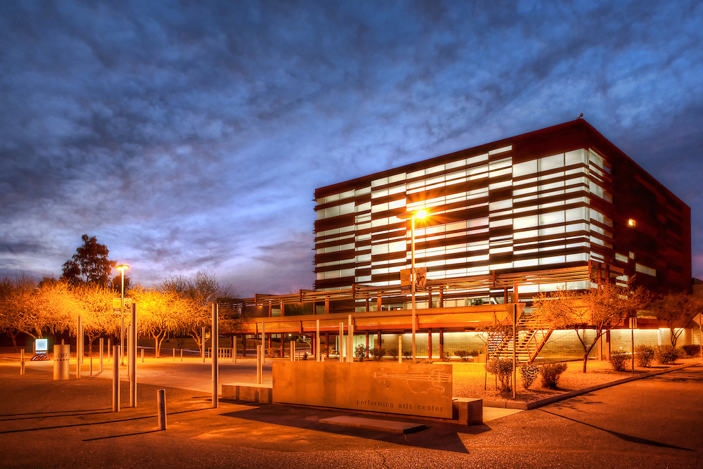 South Mountain Community College Performing Arts Center, Phoenix, Arizona