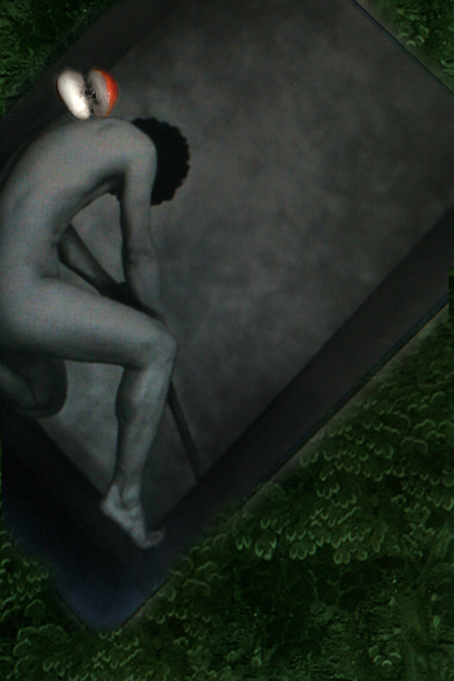 A naked male form
