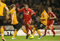 20120131: WOLVERHAMPTON, UK - Barclays Premier League 2011/2012: Wolverhampton Wanderers vs Liverpool.<br />