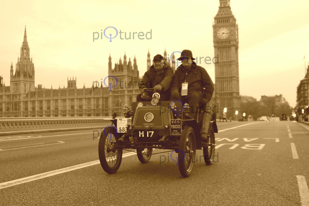 London to Brighton Veteran Car Run | Celebrity and red carpet pictures