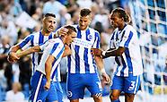 Brighton & Hove Albion v Nottingham Forest 12/08/2016