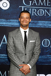 Jacob Anderson at the Game of Thrones Season 6 Premiere Screening at the TCL Chinese Theater IMAX on April 10, 2016 in Los Angeles, CA. EXPA Pictures © 2016, PhotoCredit: EXPA/ Photoshot/ Kerry Wayne<br /> <br /> *****ATTENTION - for AUT, SLO, CRO, SRB, BIH, MAZ, SUI only*****