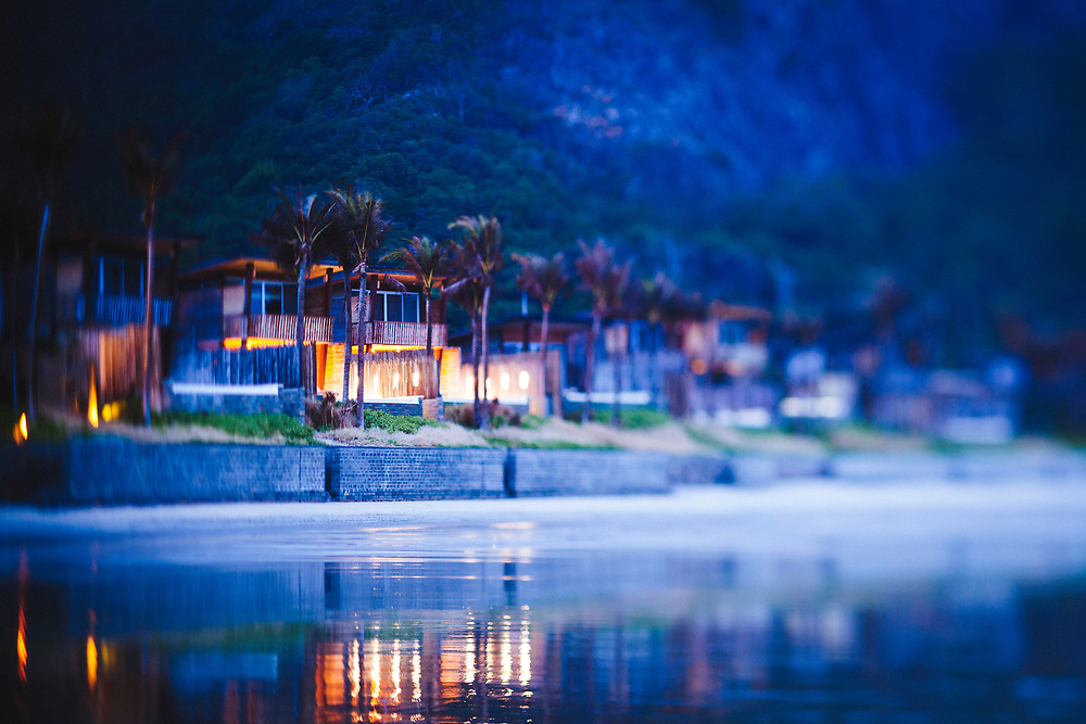 Six Senses Con Dao in southern Vietnam.