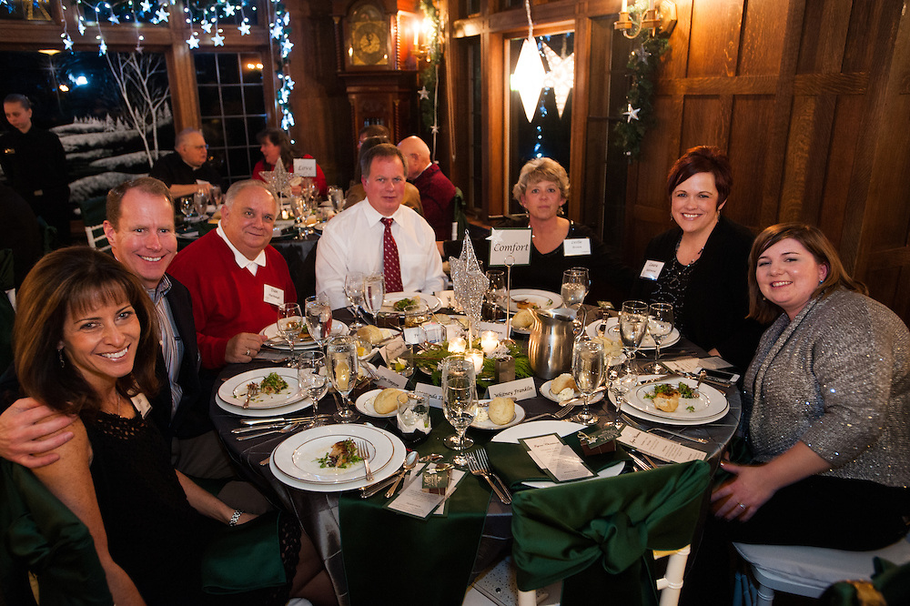 The Bozarth Christmas Party for 2014.