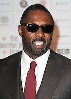 Idris Elba The Moet British Independent Film Awards, Old Billingsgate Market, London, UK, 05 December 2010:  Contact: Ian@Piqtured.com +44(0)791 626 2580 (Picture by Richard Goldschmidt)