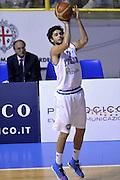 DESCRIZIONE : Qualificazioni EuroBasket 2015 Italia-Svizzera<br /> GIOCATORE : Michele Vitali<br /> CATEGORIA : nazionale maschile senior A<br /> GARA : Qualificazioni EuroBasket 2015 - Italia-Svizzera<br /> DATA : 17/08/2014<br /> AUTORE : Agenzia Ciamillo-Castoria