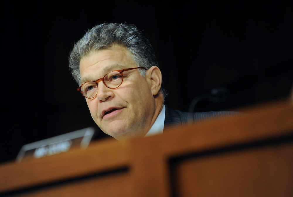 "Sen. Franken questions the validity of Thomas Minnery's testimony during a hearing entitled ""S.598, The Respect for Marriage Act: Assessing the Impact of DOMA on American Families."" Minnery is the senior vice president for public policy for Focus on Family."