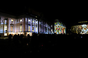 Festival of Lights, hotel de Rome, Bebelplatz, Berlin, Germany