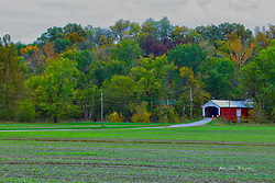 24 October 2017:  Roseville covered bridge.<br /> <br />  Parke County Indiana is the site of the Indiana Covered Bridge Festival every October