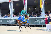 Gerard O'Neill - Columbcille Gipsy<br /> FEI WBFSH World Breeding Jumping Championships for Young Horses 2017<br /> © DigiShots