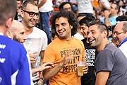 DESCRIZIONE : Campionato 2014/15 Serie A Beko Dinamo Banco di Sardegna Sassari - Grissin Bon Reggio Emilia Finale Playoff Gara3<br /> GIOCATORE : Baz Marco Bazzoni<br /> CATEGORIA : Tifosi Pubblico Spettatori VIP<br /> SQUADRA : Dinamo Banco di Sardegna Sassari<br /> EVENTO : LegaBasket Serie A Beko 2014/2015<br /> GARA : Dinamo Banco di Sardegna Sassari - Grissin Bon Reggio Emilia Finale Playoff Gara3<br /> DATA : 18/06/2015<br /> SPORT : Pallacanestro <br /> AUTORE : Agenzia Ciamillo-Castoria/L.Canu