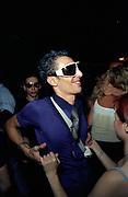 Clubbers in Rimini Italy 2000's