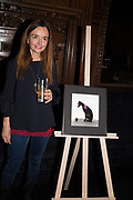 BETTINA VON ZWEHL, The launch of HI-NOON a photography exhibition at Tramp, London. 29 October 2019