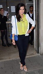 Imogen Thomas attends Cherry Edit Launch Party at Cafe Kuizen, Hanover Square, London on Wednesday 1 October 2014