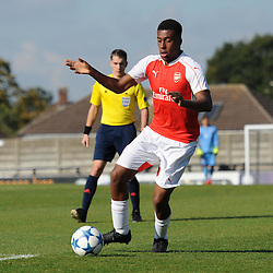 Arsenal u19 v Bayern Munich u19 |  UEFA Youth League | 20 October 2015