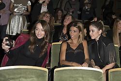 Ana Antic (L); Ana Verdasco (R) bei der Präsentation von Women'Secret Musical in Madrid / 101116 ***Elsa_Pataky presents Women'Secret First Musical in Madrid on november 10th, 2016***
