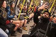 No pants subway ride Berlin 2016