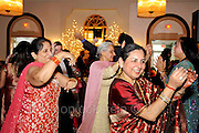 Eve of Wedding ..Himani Singh & Parthajeet Chowdhuri..Sangeet & Mehndi Ceremony - The Boulevard Club.
