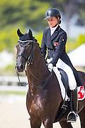 Naomi Winnewisser - Furst Rousseau<br /> European Championships Dressage 2016<br /> © DigiShots