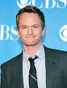 Actor Neil Patrick Harris poses at the CBS 2009 Upfronts at Terminal 5 in New York City, USA on May 20, 2009.