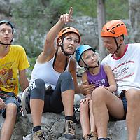 Climbing family  Arco Prabi 2015