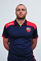 Rodrigue Filippi - 24.10.2014 - Portrait Gazelec Ajaccio - Ligue 2 -<br /> Photo : Philippe Le Brech / Icon Sport