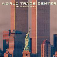 World Trade Center Calendar 2002 Cover