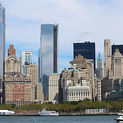 Lower Manhattan. New York City landmark