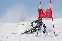 Macomber Cup Giant Slalom at Dartmouth Skiway January 21, 2012.