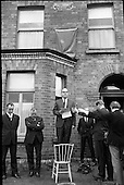 1964-06/06 Plaque Unveiled at James Joyce Birthplace