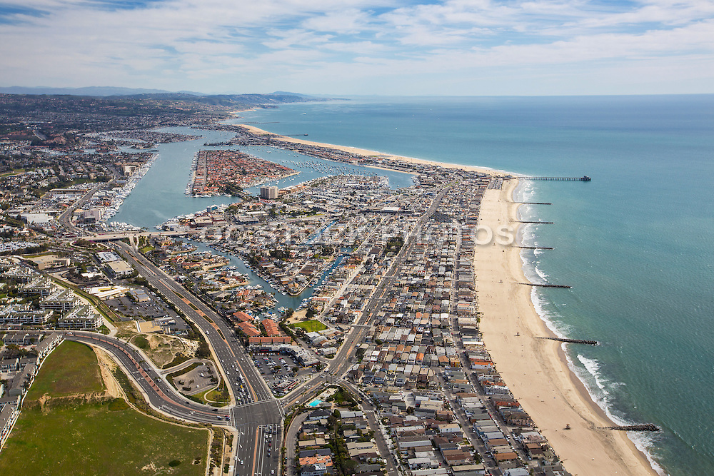 Aerial Stock Photos Of Newport Beach