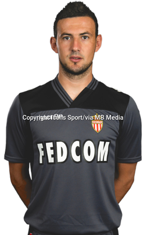 Danijel SUBASIC - 10.09.2013 - Photo Officielle Monaco -<br /> Photo : Icon Sport